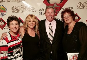 Mike Sexton 2009 Inductee to Poker Hall of Fame