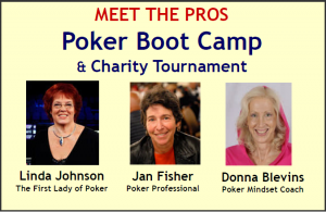 Meet the Pros Poker Boot Camp