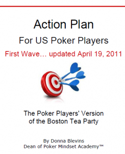 Download the Poker Action Plan NOW!