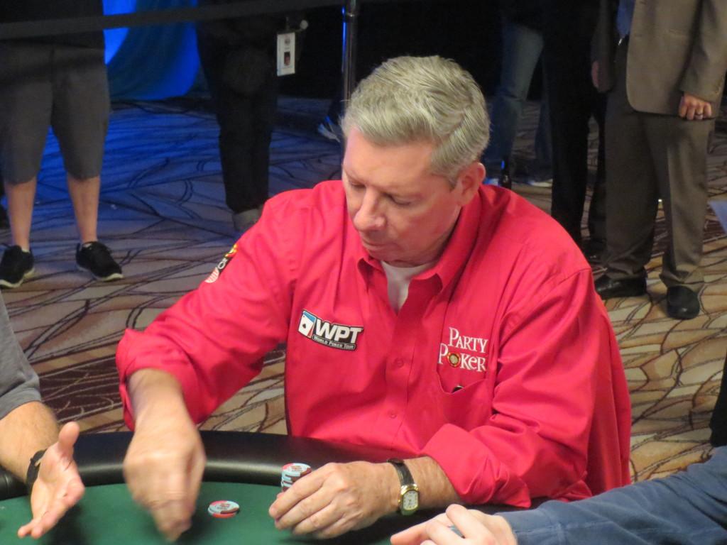 Mike Sexton World Series of Poker